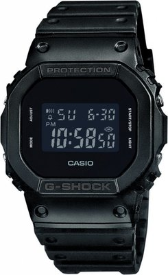 Casio G-Shock Original DW-5600BB-1ER Basic Black Series