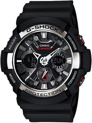 e15feacb7e Casio G-Shock Original GA-200-1AER ...