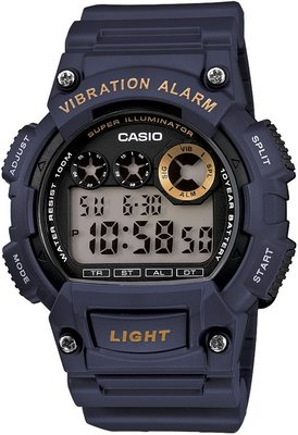 Casio Collection W-735H-2AVEF