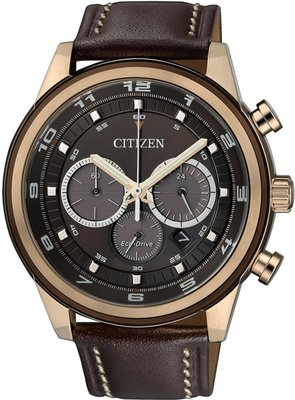 Citizen Eco Drive Ring Chrono CA4037-01W