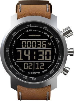 Suunto Elementum Terra n/Brown Leather