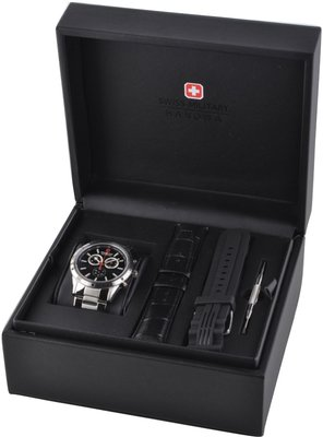 Swiss Military Hanowa 8041.04.007 Opportunity Chrono