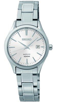 Seiko Quartz SXDG17P1 Seiko Quartz SXDG17P1. Dámské hodinky - ocelový  řemínek 41c51a015a8