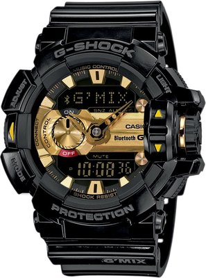 Casio G-Shock G-Mix GBA-400-1A9ER