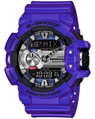 Casio G-Shock G-Mix GBA-400-2AER