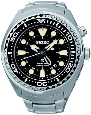 Seiko Prospex Sea Kinetic GMT Diver´s SUN019P1 ... 67f9470dae