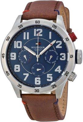 Tommy Hilfiger 1791066 Tommy Hilfiger 1791066. Pánské hodinky ... b423b3914cf