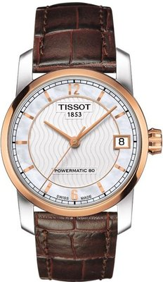 Tissot Luxury Automatic T087.207.56.117.00