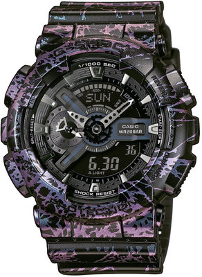 Casio G-Shock G-Specials GA-110PM-1AER Limited Edition