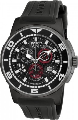 Invicta Reserve Dakar Limited Edition Black