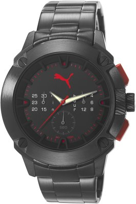 Puma Hybrid Chrono Metal Black PU103711001
