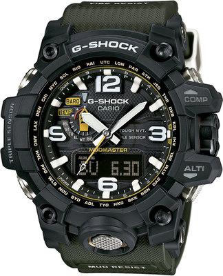 Casio G-Shock Mudmaster GWG-1000-1A3ER ... f8340a5840b