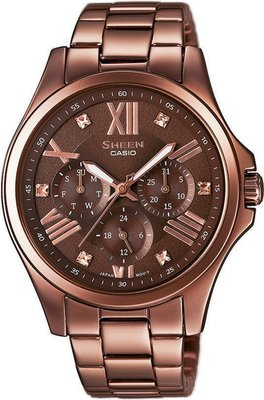 Casio Sheen SHE-3806BR-5AUER