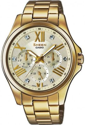 Casio Sheen SHE-3806GD-9AUER