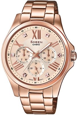 Casio Sheen SHE-3806PG-9AUER