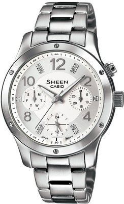 Casio Sheen SHE-3807D-7AUER