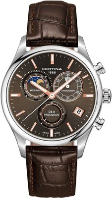 Certina DS-8 Chronograph Moon Phase Quartz C033.450.16.081.00
