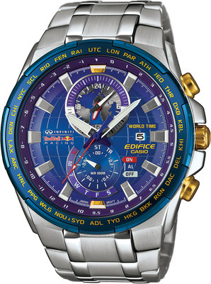 Casio Edifice Infiniti Red Bull Racing EFR-550RB-2AER