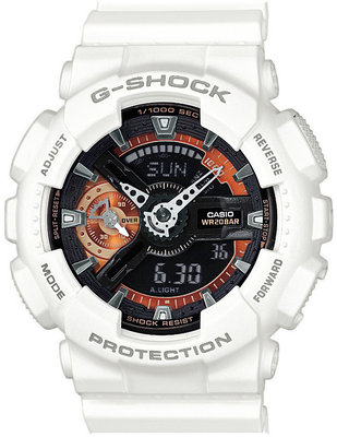 Casio G-Shock G-Specials GMA-S110CW-7A2ER