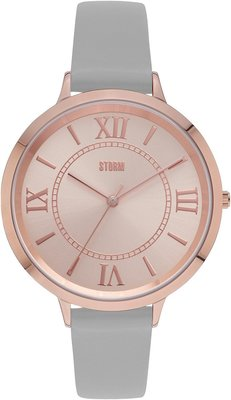 Storm Quella Rose Gold Grey