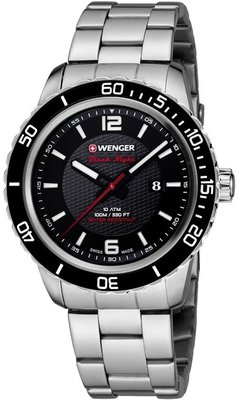 Wenger Roadster Black Night 01.0851.122