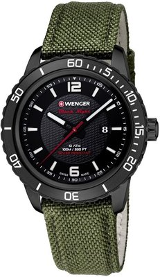 Wenger Roadster Black Night 01.0851.125