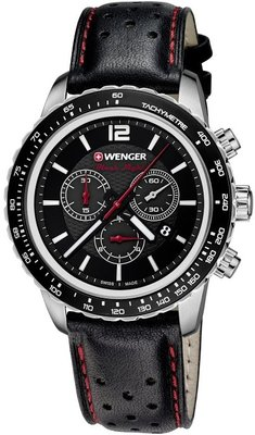 Wenger Roadster Black Night Chrono 01.0853.105