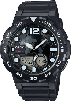 Casio Colection AEQ-100W-1AVEF