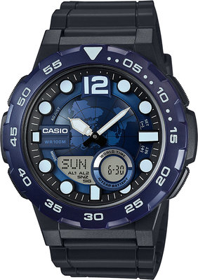Casio Collection AEQ-100W-2AVEF