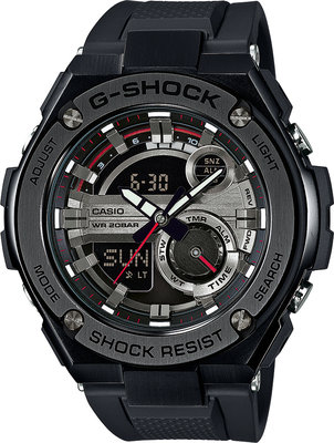 Casio G-Shock G-Steel GST-210B-1AER