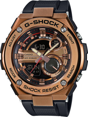 Casio G-Shock G-Steel GST-210B-4AER