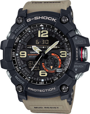 Casio G-Shock Mudmaster GG-1000-1A5ER ... 5fbac02d52