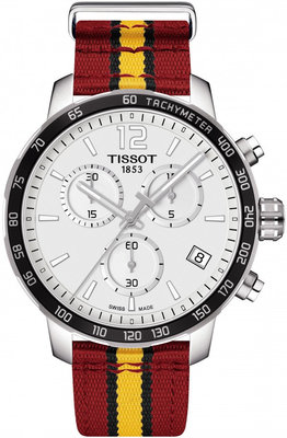 Tissot Quickster NBA Miami Heat Special Edition T095.417.17.037.08