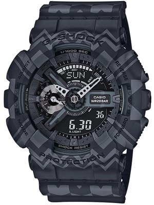 Casio G-Shock G-Specials GA-110TP-1AER Limited Edition