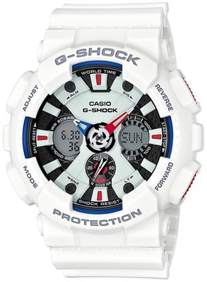 Casio G-Shock Limited Edition GA-120TR-7AER