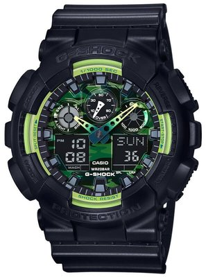 Casio G-Shock G-Specials GA-100LY-1AER Limited Edition