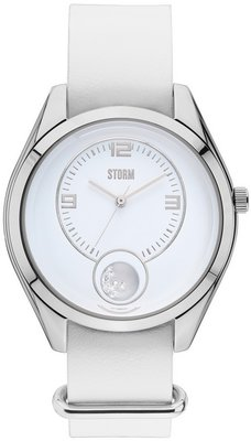 Storm Orba Leather White