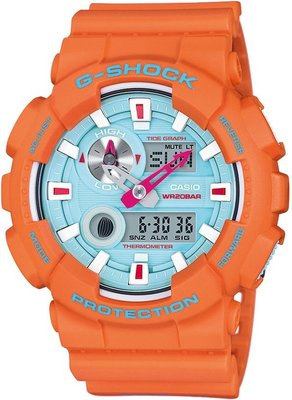 Casio G-Shock G-Specials GAX-100X-4AER Limited Edition by In4mation