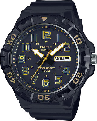 Casio Collection MRW-210H-1A2ER ... 95ca156724