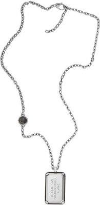 Pánský náhrdelník z chirurgické oceli Diesel DX 1019 ... f4ddeedeea