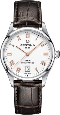 Certina DS-8 Automatic Powermatic 80 C033.407.16.013.00