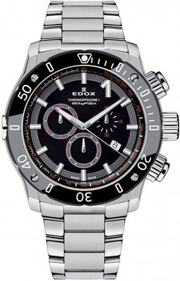 Edox CO-1 Chronograph Quartz 10221 3M NIN ... 99f3619d5d
