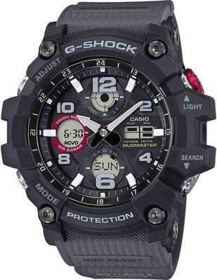 869097ed27a Casio G-Shock Mudmaster GWG-100-1A8ER ...