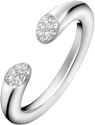 Dámský prsten z chirurgické oceli Calvin Klein Brill KJ8YMR0401 ... 6ff9b317cd