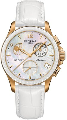 Certina DS First Lady Chrono Moonphase C030.250.36.106.00