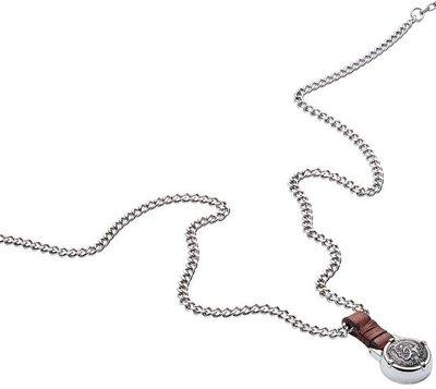 Pánský náhrdelník z chirurgické oceli Diesel DX 1053  c6c240be21
