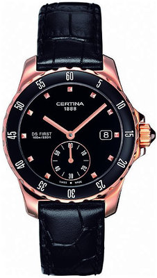 Certina DS First Lady Ceramic C014.235.36.051.00 ... 960f132a7d