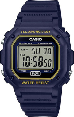 Casio Collection F-108WH-2A2EF ... 791d98cc85