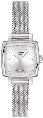 Tissot Lovely Square Lady Quartz T058.109.11.036.00