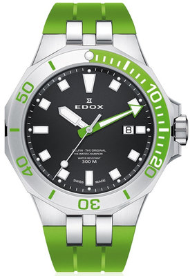 Edox Delfin The Original Quartz 53015-3vca-nin